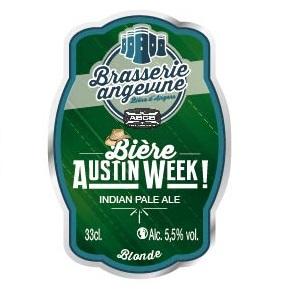 107 Bière IPA Austin Week 2016