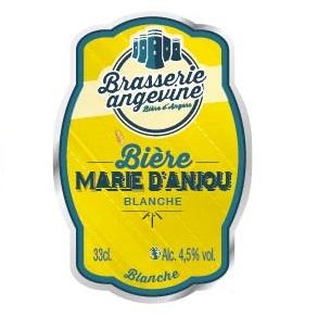102 Bière Blanche Marie d'Anjou