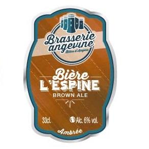 103 Bière Brown Ale Robert L'Espine